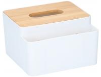 Salvrätikute karp 16,5x15,5x9,7cm plast