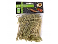 Suupistetikk Bamboo 9cm 60tk