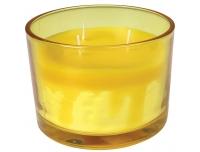 Sääsetõrjeküünal Citronella klaasis