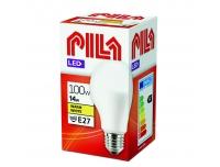 LED lamp PilaA67 14W E27 1521lm 827 matt