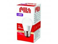LED lamp Pila 5,5W E27 470lm matt