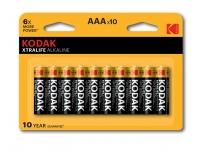 Patareid Kodak AAA Xtralife 10tk