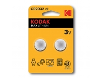 Patarei Kodak Ultra CR2032/2tk