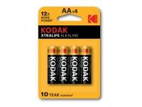 Patarei Kodak Xtralife AA/4tk