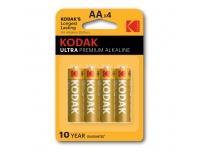 Patarei Kodak Ultra AA/4tk