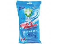 Klaasipuhastuslapid GreenShield 50tk