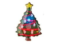 Rinnamärk Jõulud vilkuv valik