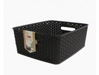 Korv My Style keskmine 35x30x13cm pruun