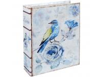 Raamat-karp Linnuke 18x12x4cm