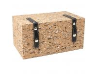 Hoiukast Cork 30x18x5cm korgist kattega