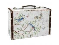 Hoiukohver Linnud 30x20x11,5cm