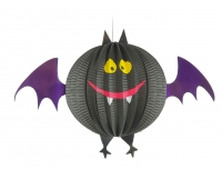 Dekoratsioon Halloween 18cm paber