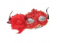 Mask Maskeraad punane