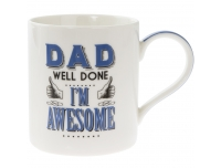 Kruus Dad Im Awesome 9.5cm x 8.5 cm