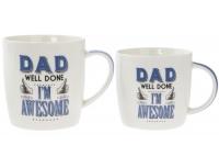 Kruusid Dad I´m Awesome 2tk