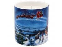 Lõhnaküünal Jõulumaagia 10cm