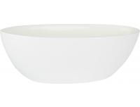 Kauss Chef 3,8L ovaalne plast valge