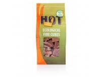 Ökoloogilised süütekuubikud  Hot 72tk
