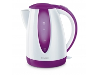 Veekeetja Sencor 2200W valge/violetne
