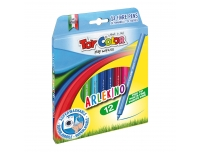 Viltpliiatsid Toy Color Arlekino 12tk
