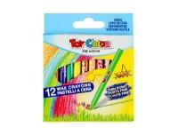 Rasvakriidid Toy Color 12tk