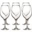 Punase veiniklaas Elite 450ml/6tk Krosno