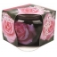 Lõhnaküünal Rose petals 20-22h